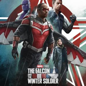 Falcon And The Winter Soldier póster