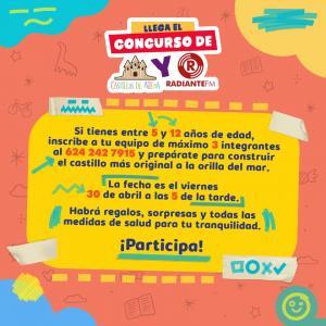Concurso infantil en Los Cabos