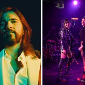 Juanes y Ha*Ash nos sorprenden con nuevos covers de Metallica