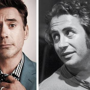 Fallece el papá de Robert Downey Jr.